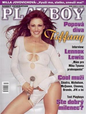 Playboy Slovakia - May 2002