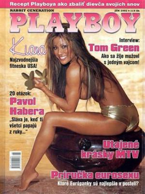 Playboy Slovakia - June 2002