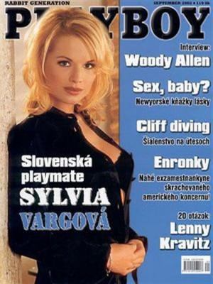 Playboy Slovakia - Sep 2002