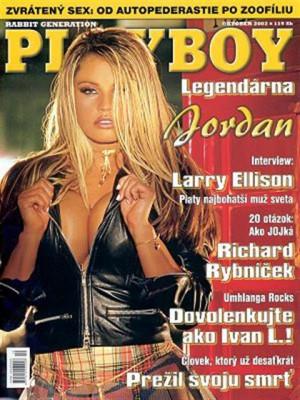 Playboy Slovakia - Oct 2002
