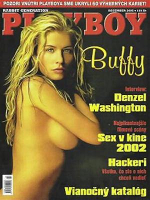 Playboy Slovakia - Dec 2002