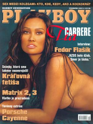 Playboy Slovakia - Feb 2003