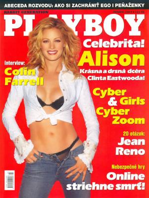 Playboy Slovakia - Mar 2003