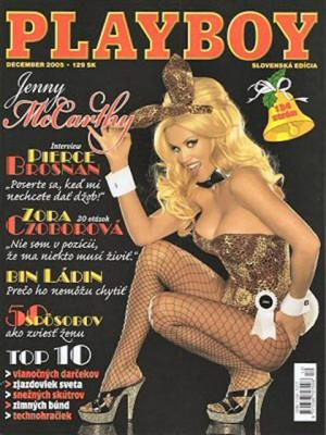 Playboy Slovakia - Dec 2005