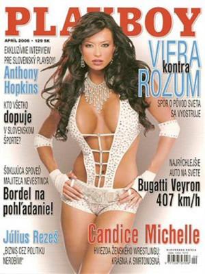 Playboy Slovakia - Apr 2006
