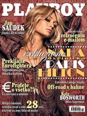 Playboy Slovakia - Sep 2006