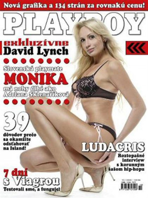 Playboy Slovakia - Oct 2006