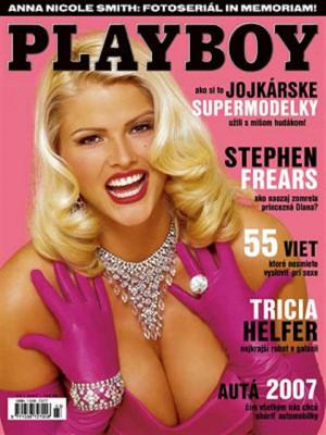 Playboy Slovakia - Mar 2007