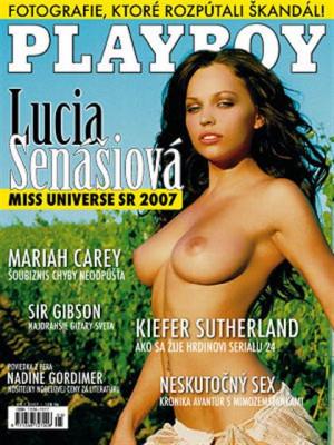 Playboy Slovakia - May 2007