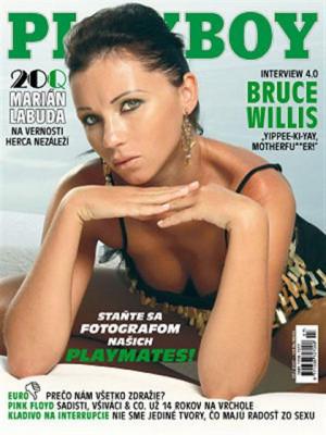 Playboy Slovakia - July 2007