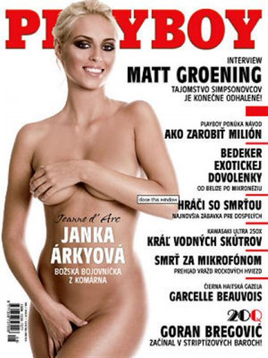 Playboy Slovakia - Aug 2007