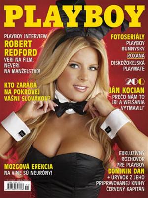 Playboy Slovakia - Nov 2007
