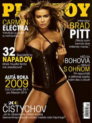 Playboy Slovakia - Feb 2009