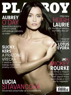 Playboy Slovakia - Mar 2009