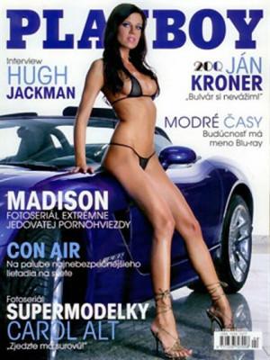 Playboy Slovakia - Apr 2009