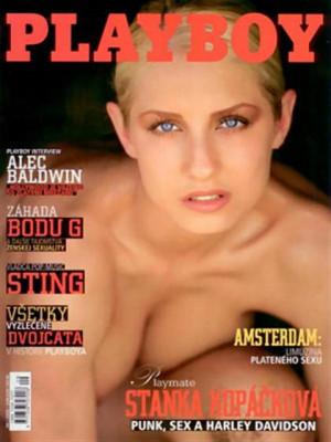 Playboy Slovakia - Sep 2009