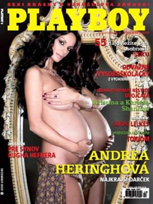 Playboy Slovakia - Dec 2009