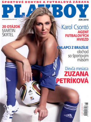 Playboy Slovakia - June 2010