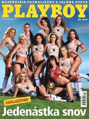 Playboy Slovakia - July 2010