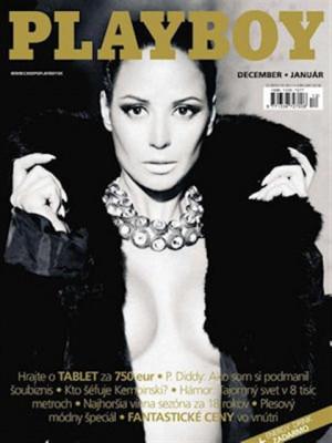 Playboy Slovakia - Dec 2010