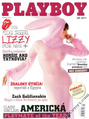 Playboy Slovakia - July 2011