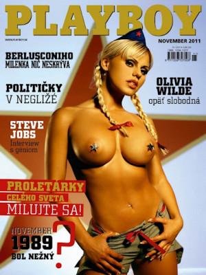 Playboy Slovakia - Nov 2011