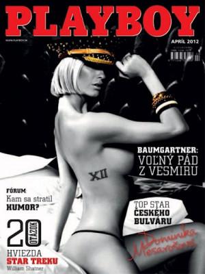 Playboy Slovakia - Apr 2012