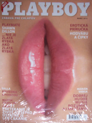 Playboy Slovakia - Mar 2013