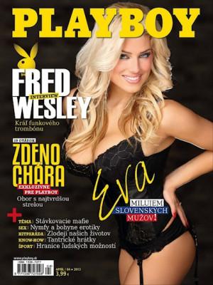 Playboy Slovakia - Apr 2013