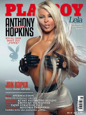 Playboy Slovakia - May 2013