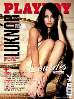 Playboy Slovakia - Nov 2013
