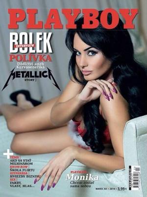 Playboy Slovakia - Mar 2014