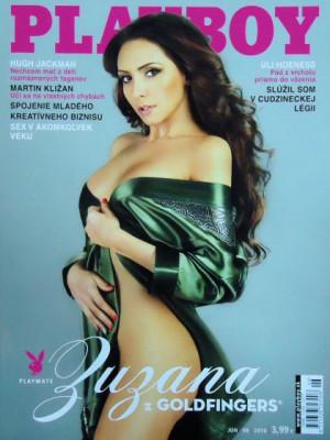 Playboy Slovakia - June 2014