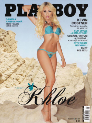 Playboy Slovakia - Aug 2014