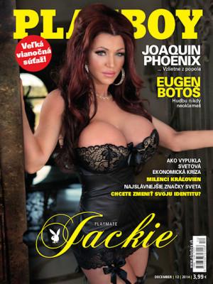 Playboy Slovakia - Dec 2014