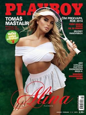 Playboy Slovakia - Jan 2015