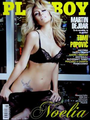 Playboy Slovakia - June 2015