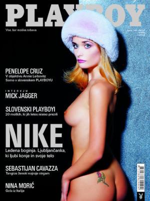 Playboy Slovenia - Jan 2002