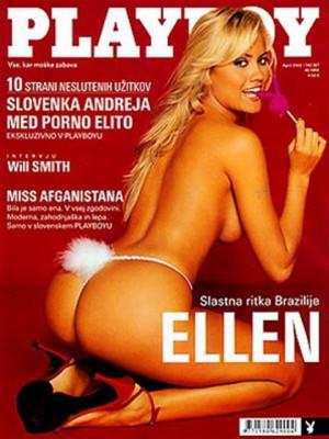 Playboy Slovenia - Apr 2002