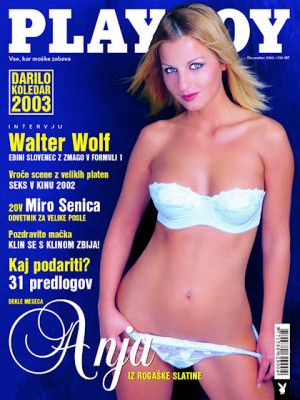 Playboy Slovenia - Dec 2002