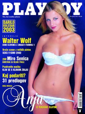 Playboy Slovenia - Dec 2002