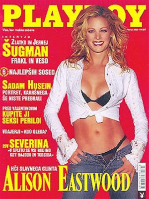 Playboy Slovenia - Feb 2003