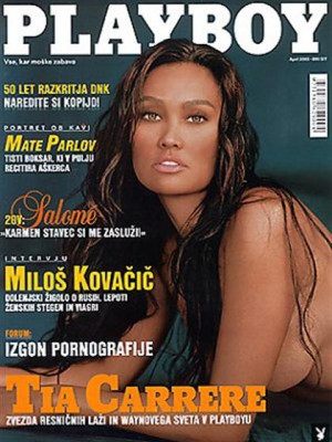 Playboy Slovenia - Apr 2003