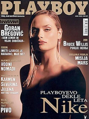 Playboy Slovenia - June 2003