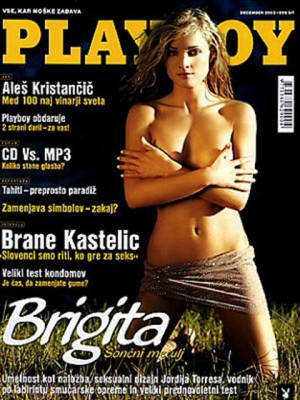Playboy Slovenia - Dec 2003