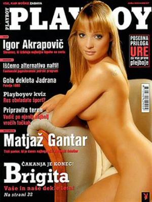 Playboy Slovenia - June 2004