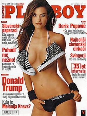 Playboy Slovenia - Oct 2004