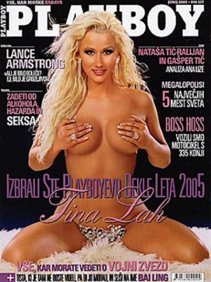 Playboy Slovenia - June 2005