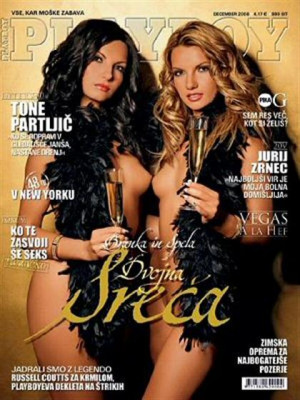 Playboy Slovenia - Dec 2006
