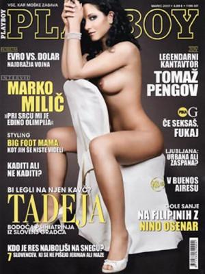 Playboy Slovenia - Mar 2007